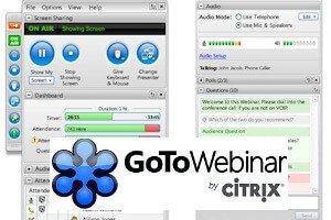GOTOWEBINAR: הדרכה מקיפה, מהגדרת המערכת דרך תהליך הזמנה עד לשידור מקצועי