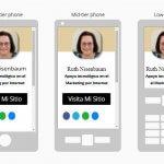 איך לבנות כרטיס ביקור דיגיטלי